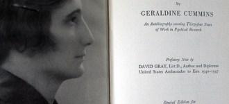 La scrittura automatica di Geraldine Cummins