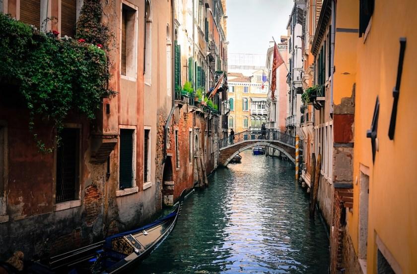 venezia è uno dei siti patrimonio Unesco presenti in Veneto