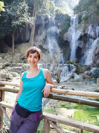 in viaggio da sola in Laos