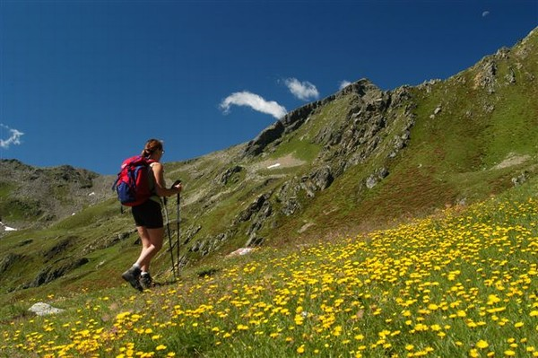 trekking in Val di Sole in Trentino