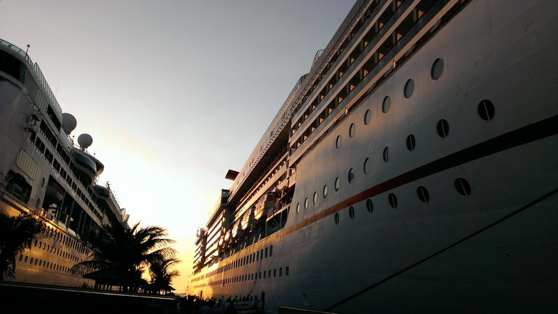 What to pack for your first contract working on board cruise ships