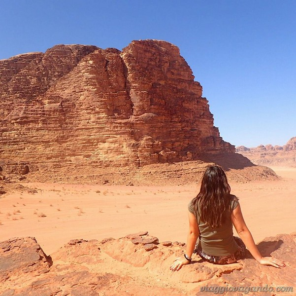 Wadi Rum, Giordania welcome 2018