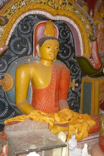 Sri Lanka Viaggio fra i templi...