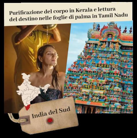 kerala tamil nadu viaggi spiritualita benessere