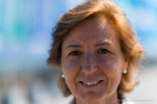 Anna Zegna, presidente Fondazione Zegna. Trivero, maggio 2017
