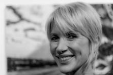 """Silvia Basta, curator. Milano, February 2018. Nikon D810 85 mm (85 mm ƒ/1.4) 1/100"""" ƒ/1.4 ISO 140"""