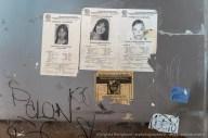 Teresa Margolles, La búsqueda (2014), La tragica e costante sparizione di donne in diverse città messicane – tra le quali la ormai nota Ciudad Juárez.
