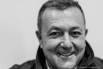 Vicente Todolì, artistic advisor Pirelli HangarBicocca. Milano, Aprile 2018