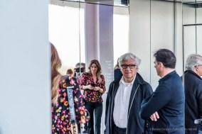 Patrizio Bertelli, chief executive officer of Prada Group and husband to Miuccia Prada. Milano, April 2018. Torre Fondazione Prada, Milano