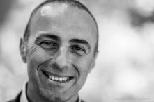 """Alessandro Romanini, critico, storico dell'arte. Milano, giugno 2018. Nikon D810, 85 mm (85 mm ƒ/1.4) 1/125"""" ƒ/1.4 ISO 2200"""