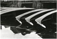 Fulvio Roiter, Squero di San Trovaso 1970 © Fondazione Fulvio Roiter