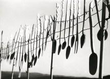 Fulvio Roiter, Senza titolo (mestoli), © Archivio storico Circolo Fotografico La Gondola Venezia