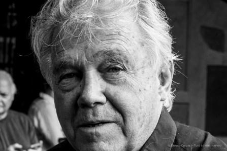 Gary Kuehn, scultore. Bergamo, Giugno 2018