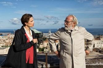 Micaela Ramazzotti, Renato Carpentieri, Una storia senza nome
