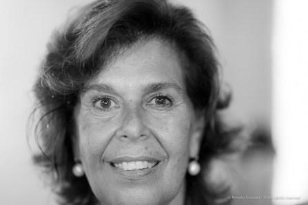 Paola Marini, art historian, director Gallerie dell'Accademia, Venice, September 2018