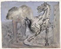 Picasso Pablo (dit), Ruiz Picasso Pablo (1881-1973). Paris, musÈe national Picasso - Paris. MP1170.