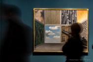 René Magritte, Au seuil de la liberté 1930. Olio su tela 114 x 146. Rotterdam, Museo Boijmans Van Beuningen
