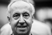"Edo Milanesio, general secretary Fondazione Ferrero. Alba, October 2018. Nikon D810, 85 mm (85 mm ƒ/1.4) 1/125"" ƒ/1.4 ISO 1250"