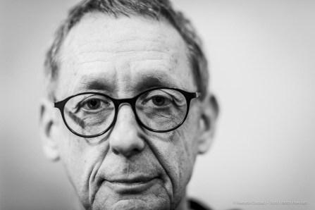 Gérard Uféras, fotografo. Monza, December 2018