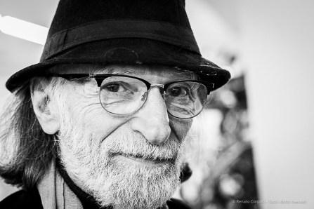 Gerard Bruneau, fotografo. Milano, gennaio 2019