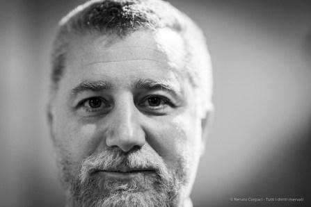 Giovanni Carlo Federico Villa, professore di Storia dell'Arte Moderna e direttore del Centro di Ateneo di Arti Visive dell'Università degli Studi di Bergamo