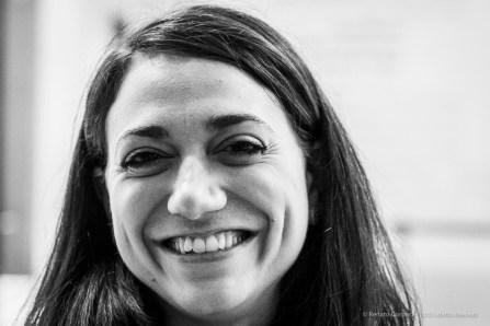 Francesca Benini, curatrice, collabboratrice scientifica MASI - Museo d'Arte della Svizzera Italiana. Lugano, marzo 2019