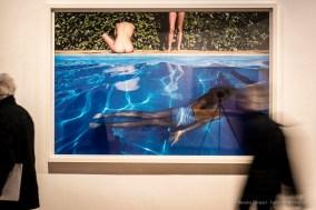 Franco Fontana, Piscina 1984, 136 x 200 cm