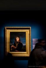 Andrea Appiani Portrait of General Napoléon Bonaparte 1796 – 1798 oil on canvas 82 64,5 cm. Paul Underwood, New York