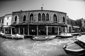 70 Fondamenta Manin. Murano, Venice Laguna, September 2018.
