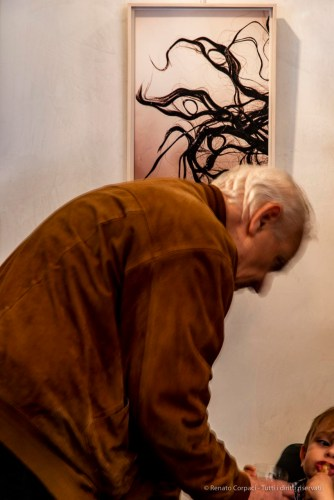 Cleo Fariselli, Senza Titolo (Hydria) 2019. Studio Iannaccone & Associati. Milano, April 2019