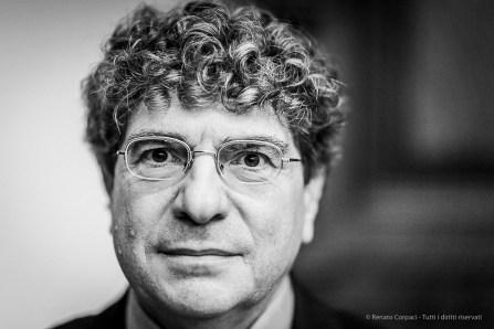 Giovanni Gazzaneo, giornalista, curatore presidente Fondazione Crocevia