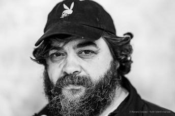 Jacopo Benassi, fotografo. Reggio Emilia, April 2019