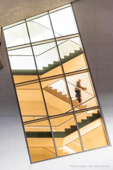 Fondazione Prada, la Torre vista dal Deposito.