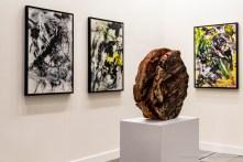 Emilio Vedova, Giuseppe Spagnulo. Galleria dello Scudo, miart 2019