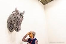 Joana Vasconcelos, 'Benigni,' 2017, Mimmo Scognamiglio / Placido. miart 2019