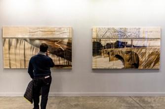 Christo (Vladimirov Yavachev), Galleria Tega. miart 2019