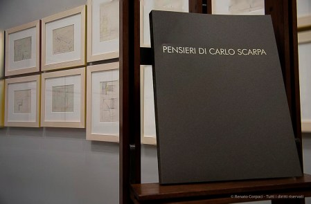 Carlo Scarpa, Pensieri (disegni) Galleria Gomiero. miart 2019