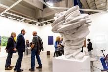 Tony Cragg. Galleria Alfonso Artiaco, miart 2019