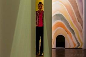 Milovan Farronato nel labirinto del Padiglione Italia alla 58. Biennale Arte. Venezia dal titolo Né altra né questa: La sfida al Labirinto, maggio 2019
