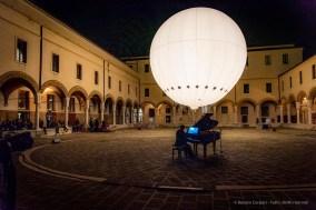 Filippo Panseca, Artificial Bionic Moon. Accademia di Belle Arti di Venezia