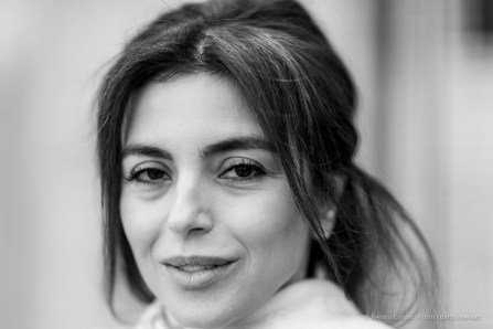 Nina Moaddel, curatrice e consulente artistica. Venezia, maggio 2019