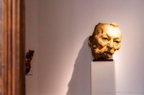 Barry X Ball, Medardo Rosso Project, Catalogue Raisonné dieci opere realizzate dall'artista americano a partire dagli originali dello scultore italiano. Ca' Pesaro, Venezia