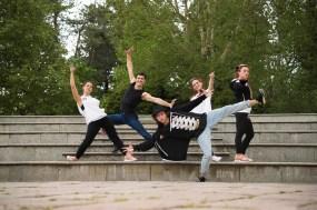 Ondance 2018 - Roberto Bolle con gli street dancers Red Bull Dance your styyle