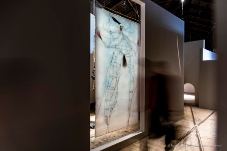 Enrico David, Untitled. Padiglione Italia Biennale Arte 2019
