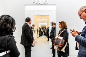 Michelangelo Pistoletto, Le stanze, 1975 – 2017, Veduta dell'installazione. Cittadellarte-Fondazione Pistoletto, Padre e Figlio. Ettore Pistoletto Olivero e Michelangelo Pistoletto. Biella, 2019