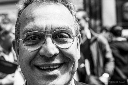 Beniamino Lo Presti, commercialista, pilota di rally. Milano, maggio 2019