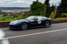 Ferrari F12 TDF, parte del Ferrari Tribute to 1000 Miglia