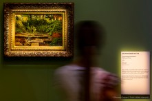 William Holman Hunt, La casa infestata dai fantasmi, 1849
