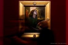 Dante Gabriel Rossetti, Beate Beatrix, 1864-70 c.ca
