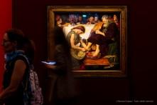 Ford Madox Brown, Gesù lava i piedi a Pietro, 1852-56